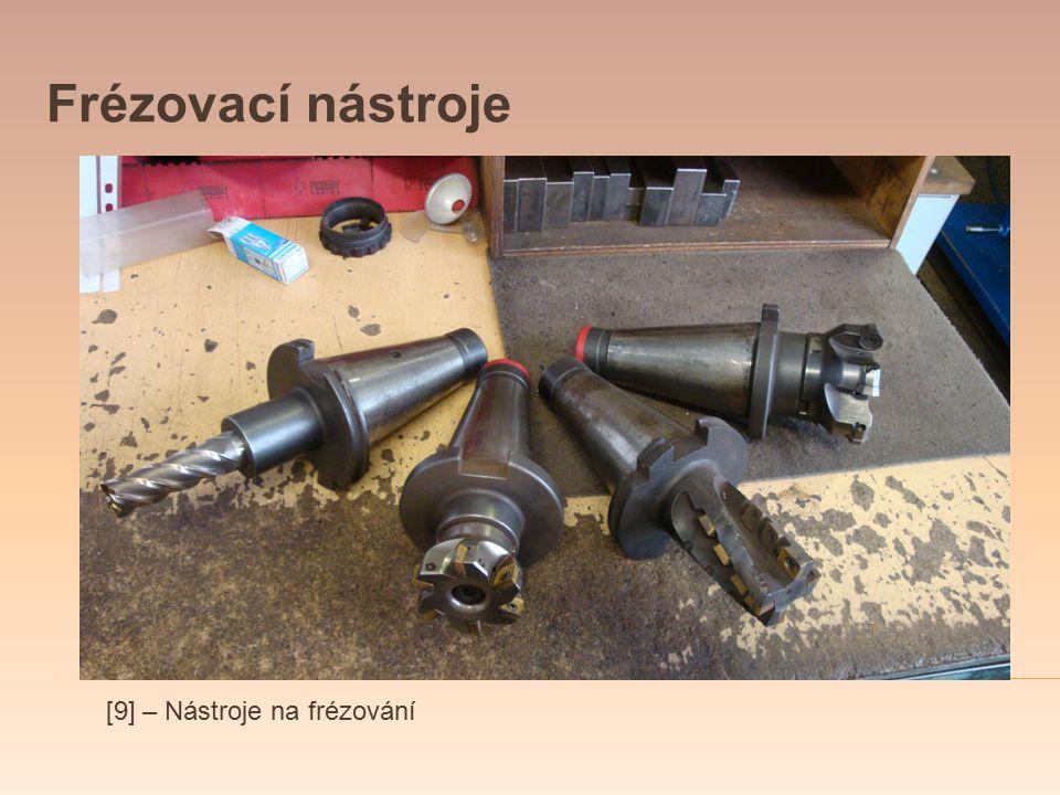 Frézovací nástroje [9] – Nástroje na frézování
